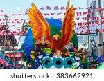 january 24th 2016. iloilo ...   Shutterstock . vector #383662921