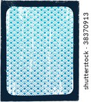 Wave Pattern With Border
