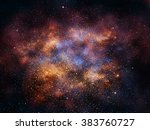 Universe Filled With Stars ...
