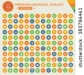 143 Premium Universal Icon Set...