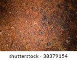 abstract rusty grunge metal... | Shutterstock . vector #38379154