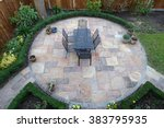 Garden Patio From Above
