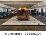 san francisco  usa   oct 6 ... | Shutterstock . vector #383856304