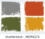 vector illustration of colorful ... | Shutterstock .eps vector #38396272