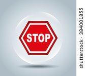traffic signal design  | Shutterstock .eps vector #384001855
