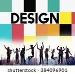 design drawing outline planning ...   Shutterstock . vector #384096901