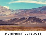 scenic landscapes of northern... | Shutterstock . vector #384169855