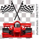race cars   Shutterstock .eps vector #384179377