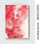 business design templates.... | Shutterstock .eps vector #384212341