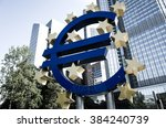 frankfurt  germany   may 17  ... | Shutterstock . vector #384240739
