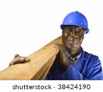 senior south african or... | Shutterstock . vector #38424190