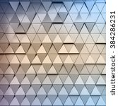 abstract architectural pattern | Shutterstock . vector #384286231
