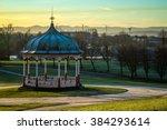 Bandstand In Dunfermline Park...