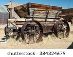 bodie state historic park  ... | Shutterstock . vector #384324679