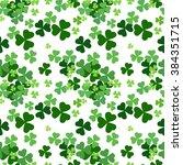 St Patrick's Day Background....