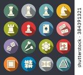 Games Icon Set