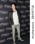 NEW YORK - OCTOBER 7: Penn Badgley arrives at the Hennesy Artistry 2009 Series finale red carpet at Terminal 5 on October 7, 2009 in New York. - stock photo