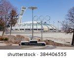 montreal  quebec  canada  ... | Shutterstock . vector #384406555