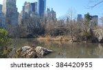 new york city  ny  usa  ... | Shutterstock . vector #384420955