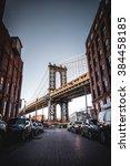 Manhattan Bridge Wide Angle...