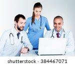 doctor. | Shutterstock . vector #384467071