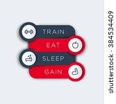 train  eat  sleep  step labels...