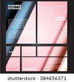 corporate identity template set....   Shutterstock .eps vector #384656371