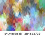 abstract beautiful multicolored ... | Shutterstock . vector #384663739