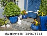 eastern decoration   Shutterstock . vector #384675865