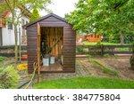 Garden  Hut