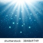 bright rays of light | Shutterstock .eps vector #384869749