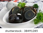 Century Eggs Are Preserved In ...