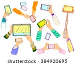 mobile applications concept....