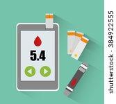 health technology design  | Shutterstock .eps vector #384922555