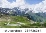 fantastic grossglockner high... | Shutterstock . vector #384936364