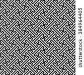 sayagata background ... | Shutterstock .eps vector #384964405