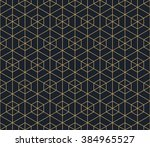 seamless tan blue and brown... | Shutterstock . vector #384965527