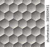 vector seamless pattern. modern ... | Shutterstock .eps vector #385020451