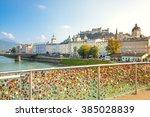 salzburg | Shutterstock . vector #385028839