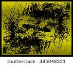 grunge texture background  ... | Shutterstock .eps vector #385048321