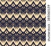 ethnic pattern | Shutterstock .eps vector #385060159