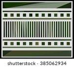 low polygon triangle pattern...   Shutterstock . vector #385062934