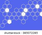 hexagon background pattern