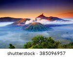 Sunrise Mountain Bromo ...