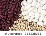 Постер, плакат: Dried beans Red Kidney