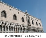 venice italy city on water | Shutterstock . vector #385267417