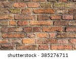 textured background of a wall... | Shutterstock . vector #385276711