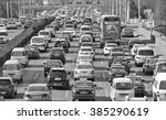 Beijing   May 11  Traffic Jam...