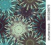 seamless pattern. vintage... | Shutterstock .eps vector #385328875