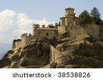 meteora   greece | Shutterstock . vector #38538826